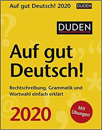 Dudenkalender Elke Hesse